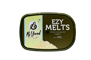 EZY MELTS White Compound Callets